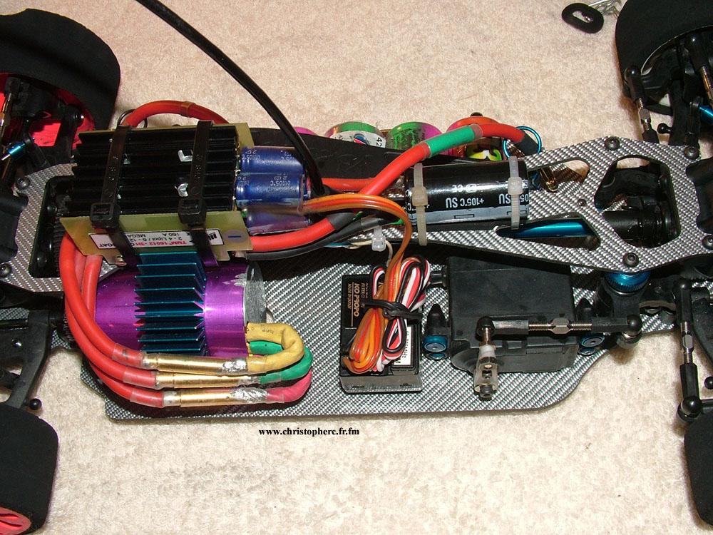 éviter les top radio récepteur 2.4ghz avec pcb made in pointeman Image010